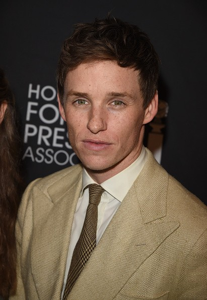 Actor Eddie Redmayne attends the InStyle & HFPA party during the 2015 Toronto International Film Festival at the Windsor Arms Hotel on September 12, 2015 in Toronto, Canada.