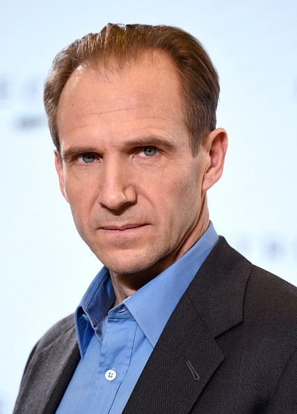 Ralph Fiennes attends the photocall to announce the start of the production of the 24th Bond Film 'Spectre' at Pinewood Studios on December 4, 2014 in Iver Heath, England.
