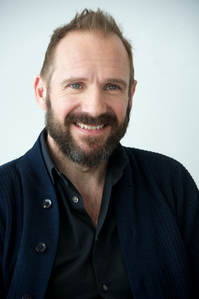 Ralph Fiennes at 'The Grand Budapest Hotel' Press Conference at the Crosby Hotel on February 26, 2014 in New York City.