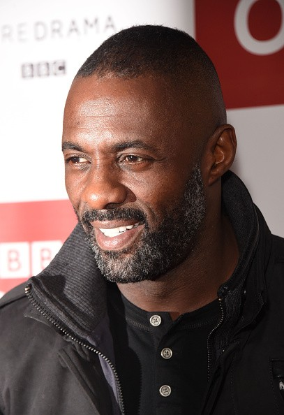 Caption:LONDON, ENGLAND - NOVEMBER 12: Idris Elba attends the 'Luther' Photocall at Picturehouse Central on November 12, 2015 in London, England. (Photo by Stuart C. Wilson/Getty Images)