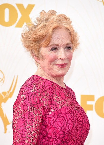 Caption:LOS ANGELES, CA - SEPTEMBER 20: Actress Holland Taylor attends the 67th Annual Primetime Emmy Awards at Microsoft Theater on September 20, 2015 in Los Angeles, California. (Photo by Jason Merritt/Getty Images)
