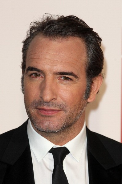 Jean Dujardin attends the Monuments Men UK Premiere at Odeon Leicester Square on February 11, 2014 in London, England.