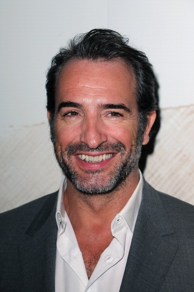 Jean Dujardin attends the 'Cesar - Revelations 2014' Cocktail Party and Dinner at Salons Chaumet on January 13, 2014 in Paris, France.
