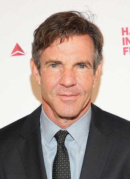 Caption:EAST HAMPTON, NY - OCTOBER 08: Actor Dennis Quaid attends day 1 of the 23rd Annual Hamptons International Film Festival on October 8, 2015 in East Hampton, New York. (Photo by Monica Schipper/Getty Images For Hamptons International Film Festival)
