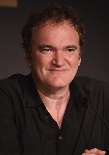 Caption:CANNES, FRANCE - MAY 23: Director Quentin Tarantino attends a press conference during the 67th Annual Cannes Film Festival on May 23, 2014 in Cannes, France. (Photo by Ian Gavan/Getty Images)