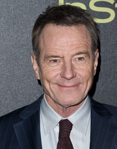 Actor Bryan Cranston attends Hollywood Foreign Press Association and InStyle Celebration of The 2016 Golden Globe Award Season at Ysabel on November 17, 2015 in West Hollywood, California.