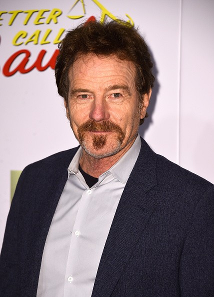 Actor Bryan Cranston arrives at the Series Premiere Of AMC's 'Better Call Saul' at Regal Cinemas L.A. Live on January 29, 2015 in Los Angeles, California.