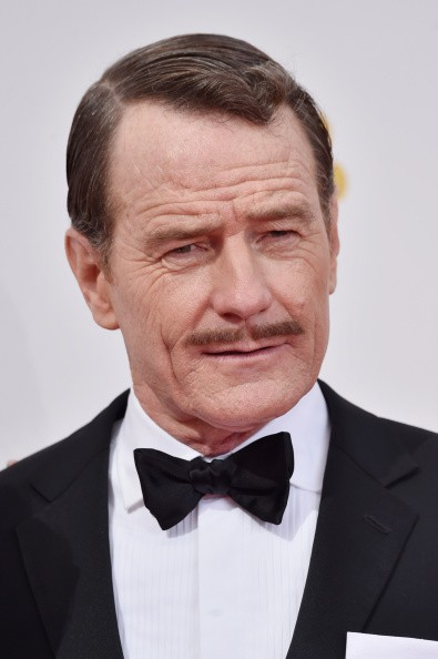 Actor Bryan Cranston attends the 66th Annual Primetime Emmy Awards held at Nokia Theatre L.A. Live on August 25, 2014 in Los Angeles, California.