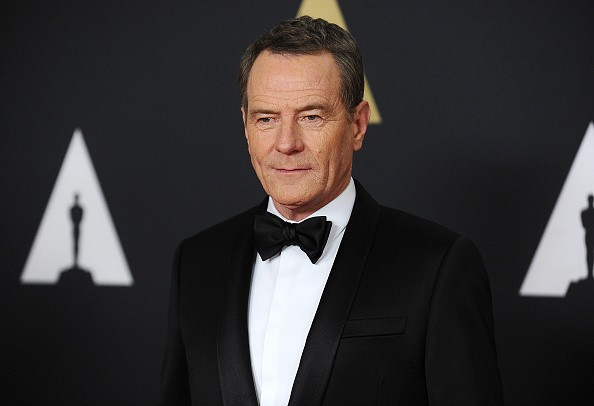 Actor Bryan Cranston attends the 7th annual Governors Awards at The Ray Dolby Ballroom at Hollywood & Highland Center on November 14, 2015 in Hollywood, California.