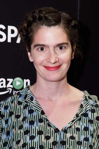 Caption:NEW YORK, NY - MAY 19: Actress Gaby Hoffman attends the Amazon Original Series 'Transparent' Emmy FYC screening at the Paley Center For Media on May 19, 2015 in New York City. (Photo by JP Yim/Getty Images)