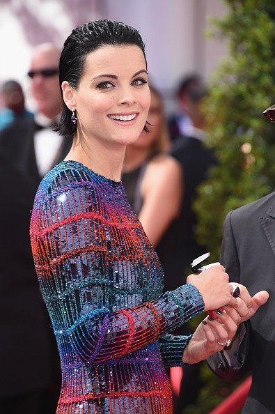 Caption:LOS ANGELES, CA - SEPTEMBER 20: Actress Jaimie Alexander attends the 67th Annual Primetime Emmy Awards at Microsoft Theater on September 20, 2015 in Los Angeles, California. (Photo by Jason Merritt/Getty Images)