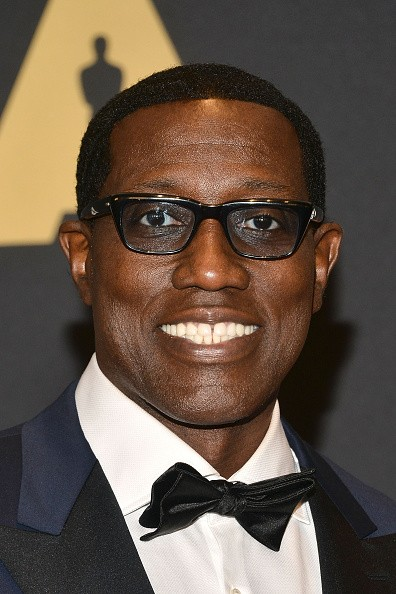 Caption:HOLLYWOOD, CA - NOVEMBER 14: Wesley Snipes attends the Academy of Motion Picture Arts and Sciences' 7th Annual Governors Awards at The Ray Dolby Ballroom at Hollywood & Highland Center on November 14, 2015 in Hollywood, California. (Photo by Araya Diaz/WireImage)