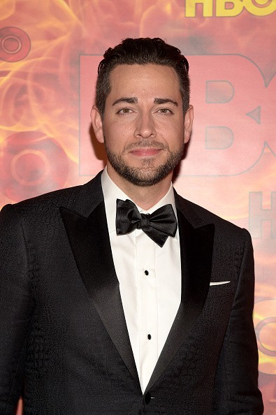 Caption:LOS ANGELES, CA - SEPTEMBER 20: Actor Zachery Levi attend HBO's Official 2015 Emmy After Party at The Plaza at the Pacific Design Center on September 20, 2015 in Los Angeles, California. (Photo by Jason Kempin/Getty Images)