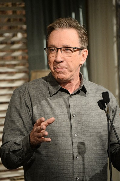 Caption:STUDIO CITY, CA - JANUARY 12: Actor Tim Allen attends the 100th episode celebration of ABC's 'Last Man Standing' at CBS Studios - Radford on January 12, 2016 in Studio City, California. (Photo by Matt Winkelmeyer/Getty Images)