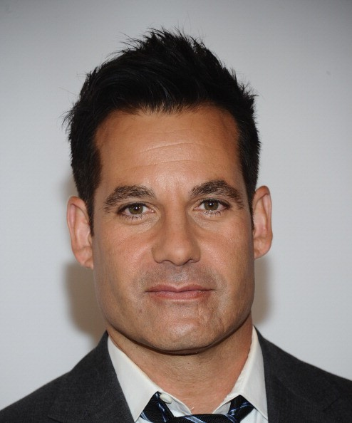 Caption:BEVERLY HILLS, CA - AUGUST 07: Actor Adrian Pasdar arrives at the Disney ABC Television Group's 'TCA 2001 Summer Press Tour' at the Beverly Hilton Hotel on August 7, 2011 in Beverly Hills, California. (Photo by Michael Buckner/Getty Images)
