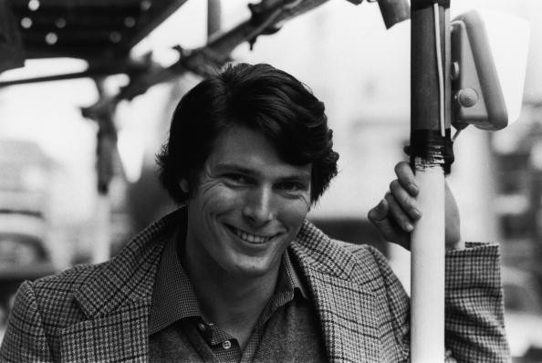 American actor Christoper Reeve (1952 - 2004), best known for his role as Superman, 1st December 1978.