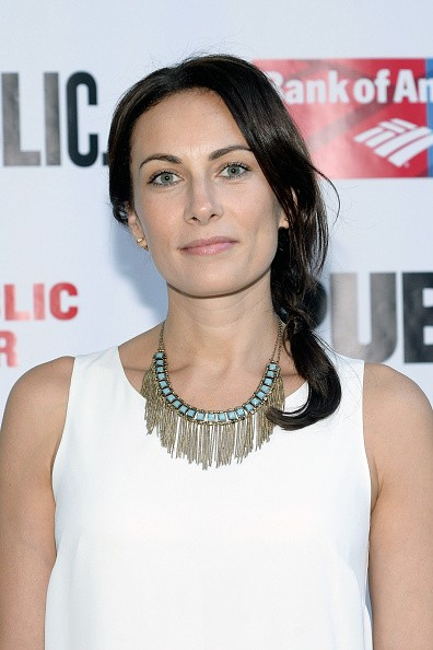 Caption:NEW YORK, NY - JUNE 09: Actress Laura Benanti attends The Public Theater's Annual Gala at Delacorte Theater on June 9, 2015 in New York City. (Photo by Ben Gabbe/Getty Images)