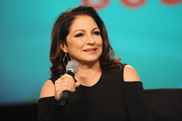Caption:NEW YORK, NY - OCTOBER 18: Singer-songwriter Gloria Estefan speaks onstage during Festival PEOPLE En Espanol 2015 presented by Verizon at Jacob Javitz Center on October 18, 2015 in New York City. (Photo by Brad Barket/Getty Images for PEOPLE En Espanol)