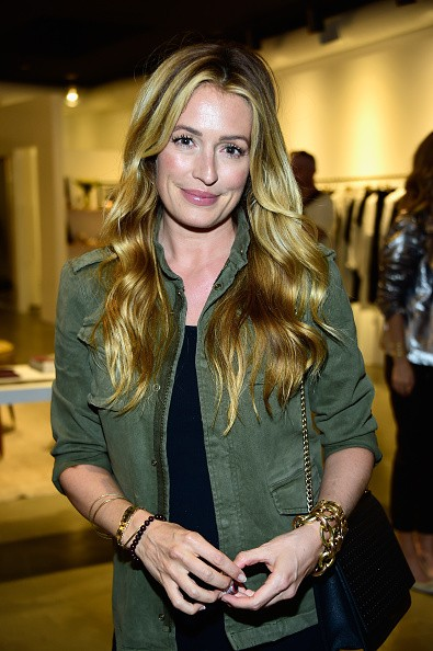 Caption:LOS ANGELES, CA - OCTOBER 14: Television personality Cat Deeley attends the Anine Bing Celebrates Los Angeles Flagship Opening at Anine Bing Boutique on October 14, 2015 in Los Angeles, California. (Photo by Frazer Harrison/Getty Images)