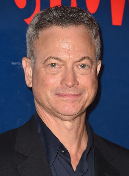 Caption:WEST HOLLYWOOD, CA - AUGUST 10: Actor Gary Sinise attends CBS' 2015 Summer TCA party at the Pacific Design Center on August 10, 2015 in West Hollywood, California. (Photo by Alberto E. Rodriguez/Getty Images)