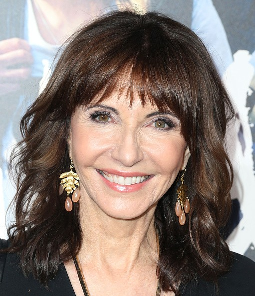 Caption:BEVERLY HILLS, CA - NOVEMBER 19: Actress Mary Steenburgen attends the Premiere of Fox Searchlight's 'Wild' at the AMPAS Samuel Goldwyn Theater on November 19, 2014 in Beverly Hills, California. (Photo by Frederick M. Brown/Getty Images)