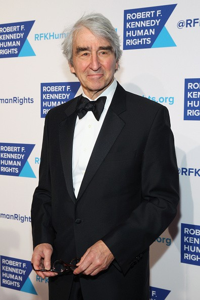 Caption:NEW YORK, NY - DECEMBER 08: Actor Sam Waterston attends as Robert F. Kennedy Human Rights hosts The 2015 Ripple Of Hope Awards honoring Congressman John Lewis, Apple CEO Tim Cook, Evercore Co-founder Roger Altman, and UNESCO Ambassador Marianna Vardinoyannis at New York Hilton on December 8, 2015 in New York City. (Photo by Astrid Stawiarz/Getty Images for RFK Human Rights)