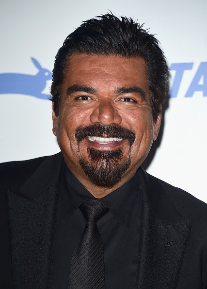 Caption:LOS ANGELES, CA - SEPTEMBER 30: Actor George Lopez arrives at PETA's 35th Anniversary Party at Hollywood Palladium on September 30, 2015 in Los Angeles, California. (Photo by Frazer Harrison/Getty Images)