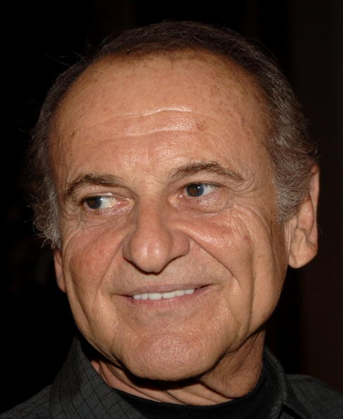 Caption:LOS ANGELES, CA - MARCH 30: Actor Joe Pesci attends the private opening of Dennis Hopper's 'A Survey' exhibit held at ACE Gallery on March 30, 2006 in Los Angeles, California. (Photo by Stephen Shugerman/Getty Images)