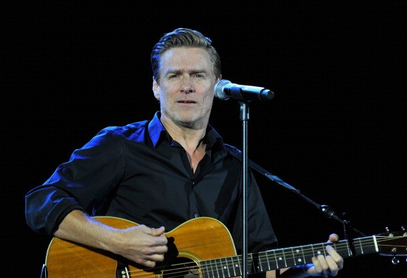Caption:LONDON, ENGLAND - JANUARY 13: Bryan Adams performs onstage during 'A Concert For Killing Cancer' at Hammersmith Apollo on January 13, 2011 in London, England. (Photo by Gareth Cattermole/Getty Images)