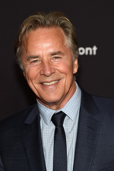 Caption:NEW YORK, NY - MAY 12: Actor Don Johnson attends the 2015 ABC Upfront at Avery Fisher Hall, Lincoln Center on May 12, 2015 in New York City. (Photo by Jamie McCarthy/Getty Images)