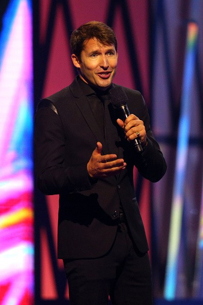Caption:SYDNEY, AUSTRALIA - NOVEMBER 26: James Blunt during the 29th Annual ARIA Awards 2015 at The Star on November 26, 2015 in Sydney, Australia. (Photo by Graham Denholm/Getty Images)