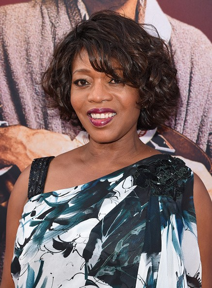Caption:HOLLYWOOD, CA - JUNE 04: Actress Alfre Woodard attends the 2015 AFI Life Achievement Award Gala Tribute Honoring Steve Martin at the Dolby Theatre on June 4, 2015 in Hollywood, California. 25292_001 (Photo by Jason Merritt/Getty Images for Turner Image)