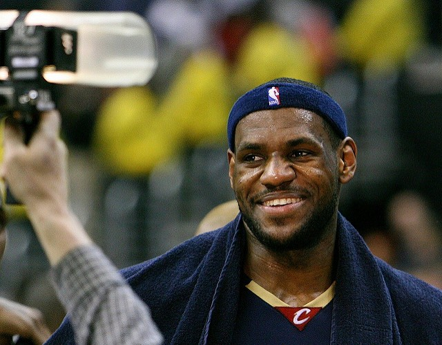 Where does Lebron James Spends his Money?