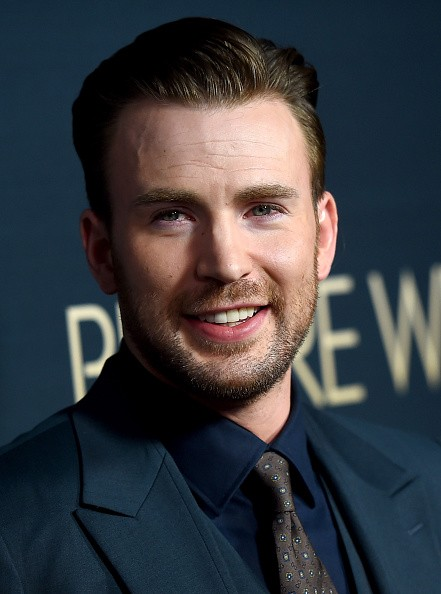 Actor/director Chris Evans arrives at the premiere of Radius and G4 Productions' 'Before We Go' at the Arclight Theatre on September 2, 2015 in Los Angeles, California.