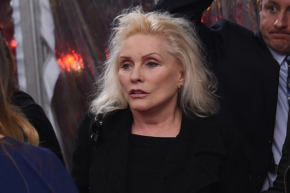Caption:NEW YORK, NY - DECEMBER 14: Musician Debbie Harry attends the New York premiere of 'The Hateful Eight' on December 14, 2015 in New York City. (Photo by Nicholas Hunt/Getty Images)