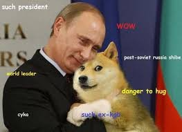 Such president danger to hug