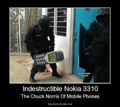 Indestructible Nokia 3310 The Chuck Norri of Mobile Phones