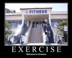 Exercise Welcome to America.