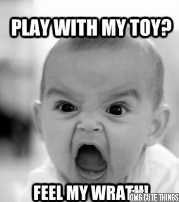 Play with my toy?