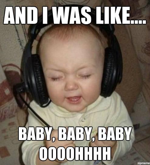 And I was like....