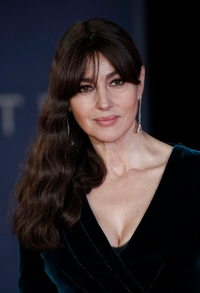 Caption:LONDON, ENGLAND - OCTOBER 26: Monica Bellucci attends the Royal Film Performance of 'Spectre' at Royal Albert Hall on October 26, 2015 in London, England. (Photo by John Phillips/Getty Images)