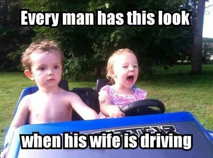 Every man has this look....