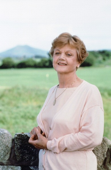 THE LOVE SHE SOUGHT -- Pictured: Angela Lansbury as Agatha McGee