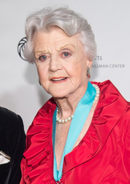 Honoree Angela Lansbury attends the The New York Public Library For The Performing Arts' 50th Anniversary Gala at The New York Public Library - Stephen A. Schwarzman Building on February 1, 2016 in New York City.