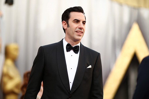 Caption:HOLLYWOOD, CA - FEBRUARY 28: Actor Sacha Baron Cohen attends the 88th Annual Academy Awards at Hollywood & Highland Center on February 28, 2016 in Hollywood, California. (Photo by Christopher Polk/Getty Images)