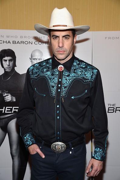 Sacha Baron