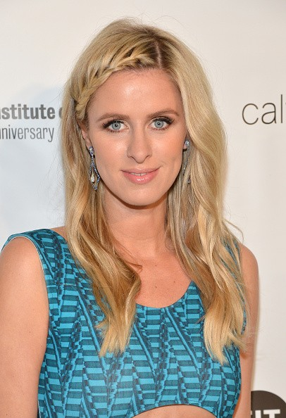 Caption:NEW YORK, NY - APRIL 30: Nicky Hilton attends Nicole Richie Hosts The Fashion Institute Of Technology's Future Of Fashion Runway Show at The Fashion Institute of Technology on April 30, 2015 in New York City. (Photo by Slaven Vlasic/Getty Images for Fashion Institute of Technology)