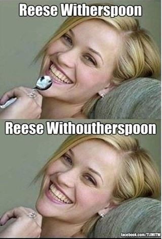 Reese Witherspoon vs Reese Withoutherspoon
