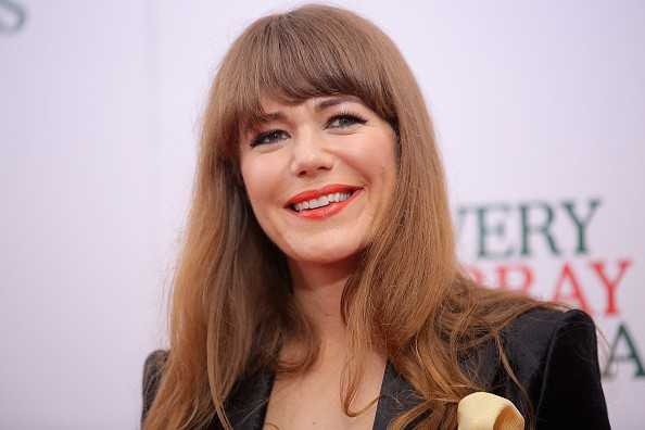 Caption:NEW YORK, NY - DECEMBER 02: Jenny Lewis attends the 'A Very Murray Christmas' New York Premiere at Paris Theater on December 2, 2015 in New York City. (Photo by Jemal Countess/Getty Images)