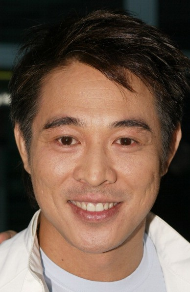Jet Li during 'Hero' Los Angeles Premiere - Red Carpet at ArcLight Cinemas in Hollywood, California, United States.